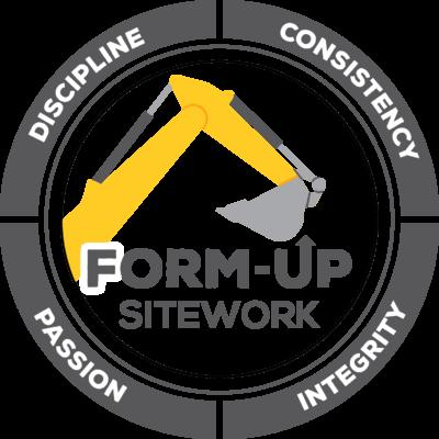Form Up Sitework (1) (1)